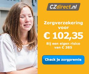 CZDirect Budget Zorgverzekering