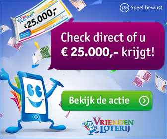Check direct of u 25.000 euro of een iPhone 6 wint