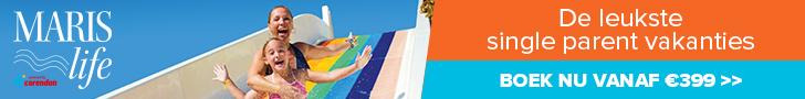 Eenoudervakantie Curacao