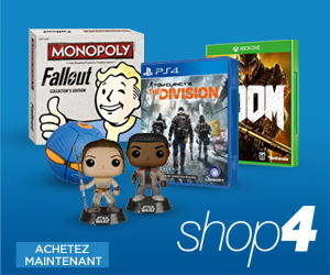 Soldes de Jeux PS4 chez shop4fr