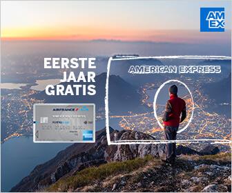 creditcard american express met korting