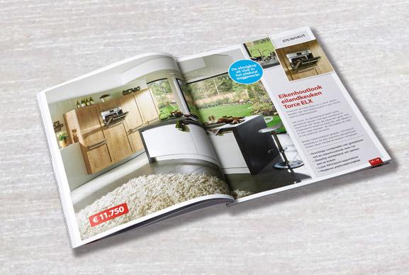 Keukenkampioen magazine gratis ontvangen om inspiratie op te doen