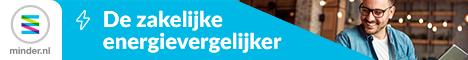 Energievergelijken via de zakelijke energievergelijker Minder.nl