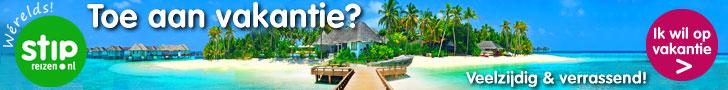 Stip Reizen heeft een uitgebreid en verrassend aanbod naar meer dan 35 bestemmingen. Boek eenvoudig online uw reis en profiteer van een goedkope vakantie naar uw favoriete bestemming.
