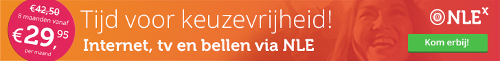 Goedkoopste alles in 1 pakket Nederland