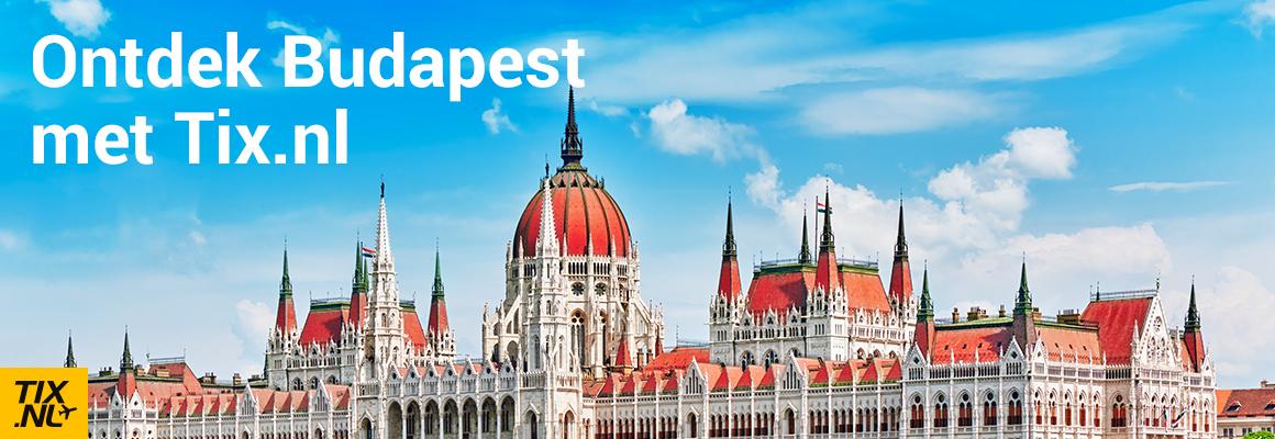Reizen Naar Boedapest