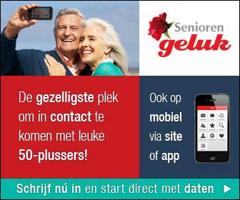 50 Plus Senioren op zoek naar elkaar