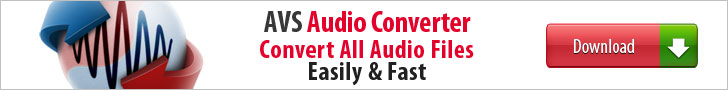 AVS4You : Audio Converter ENG