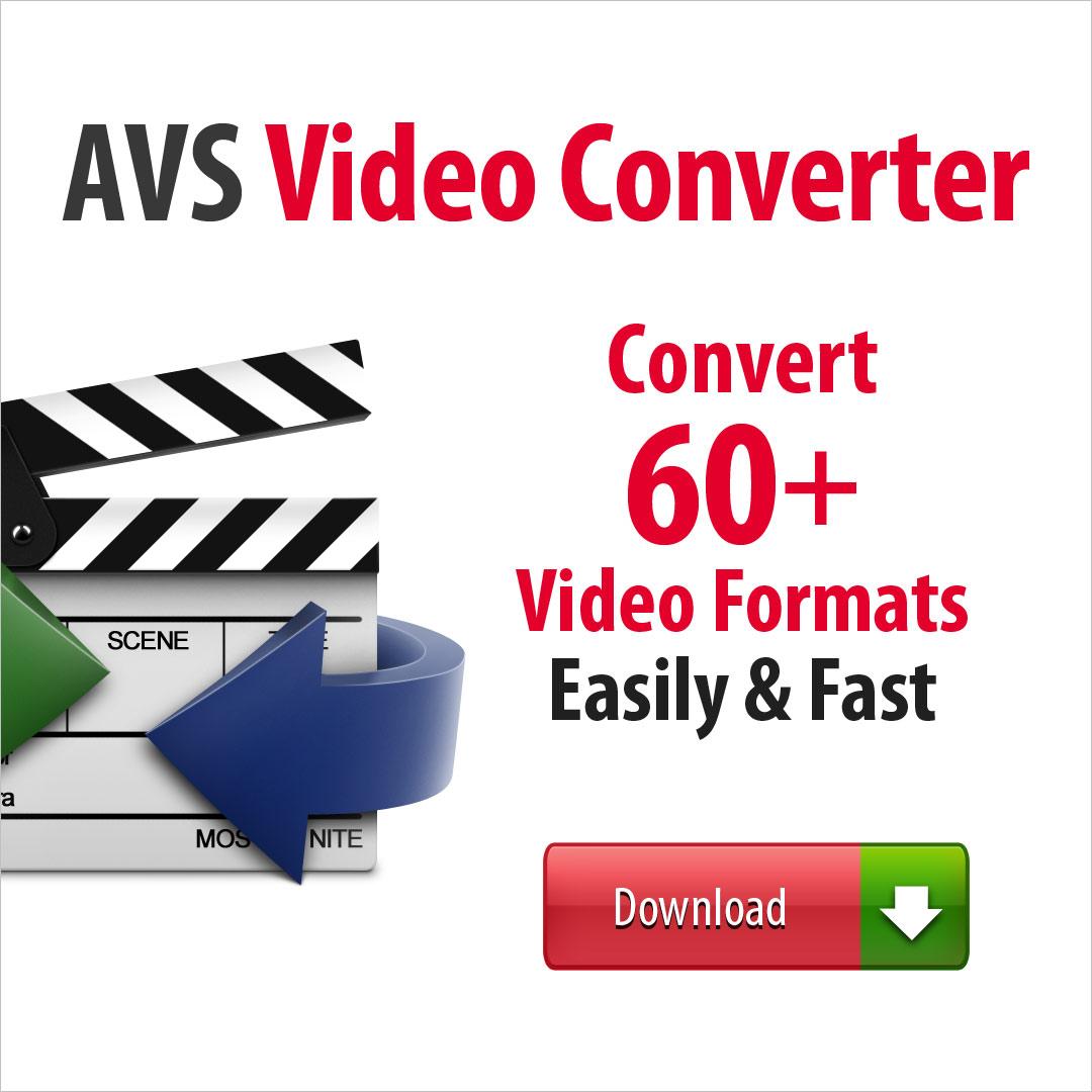 AVS4You : Video Converter ENG