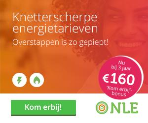 Ga ook voor de goedkoopste energie! Stap over naar de Nederlandse Energie Maatschappij en ontvang € 160.- bonus. De onafhankelijke energieaanbieder die zorgt dat je geld gaat besparen!