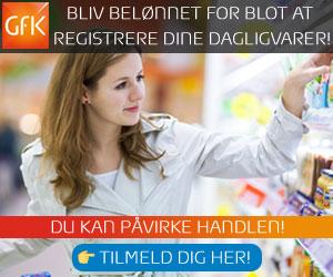Vær med til at påvirke den danske dagligvarerhandel