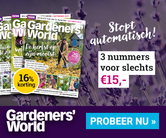Tuinbladen tuinmagazines en tuintijdschriften for Tuinbladen nl