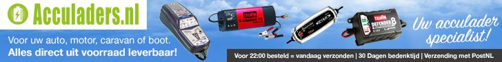 Het productaanbod van Acculaders.nl bestaat uit acculaders, druppelladers, jumpstarters, laadkabels voor elektrische auto's, powerbanks en alle bijbehorende accessoires.