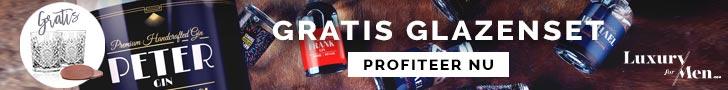 : Luxury For Men – Dedicated promotiecode