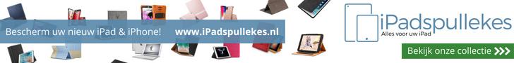 Kortingscode iPadspullekes