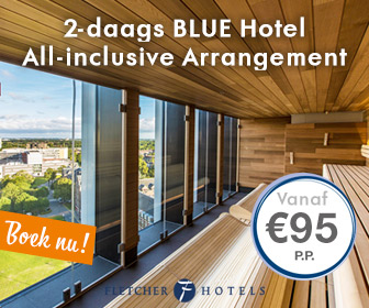WELLNESS 2-daags BLUE Hotel All-inclusive
