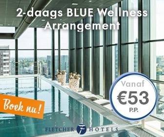 WELLNESS 2-daags BLUE Wellness