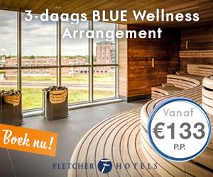WELLNESS 3-daags BLUE Wellness
