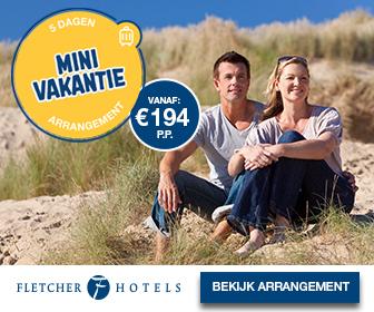 aanbieding Fletcher hotels