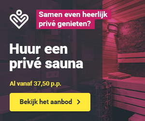 Privé Sauna Wellness in de Betuwe