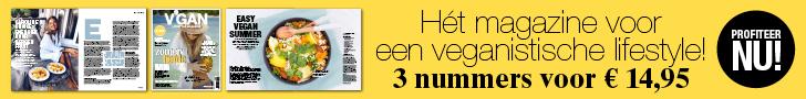V'gan Lifestyle Magazine - 3 nummers voor 14,95