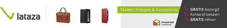 Lataza.nl €7,50 korting bij besteding €75,-