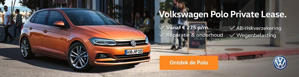 Goedkoop Volkswagen Private Lease