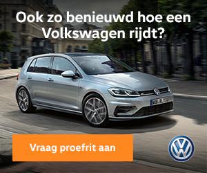 proefrit aanvragen Volkswagen Polo
