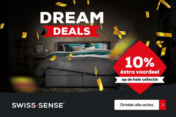 SwissSense (NL) – 10% korting op alles