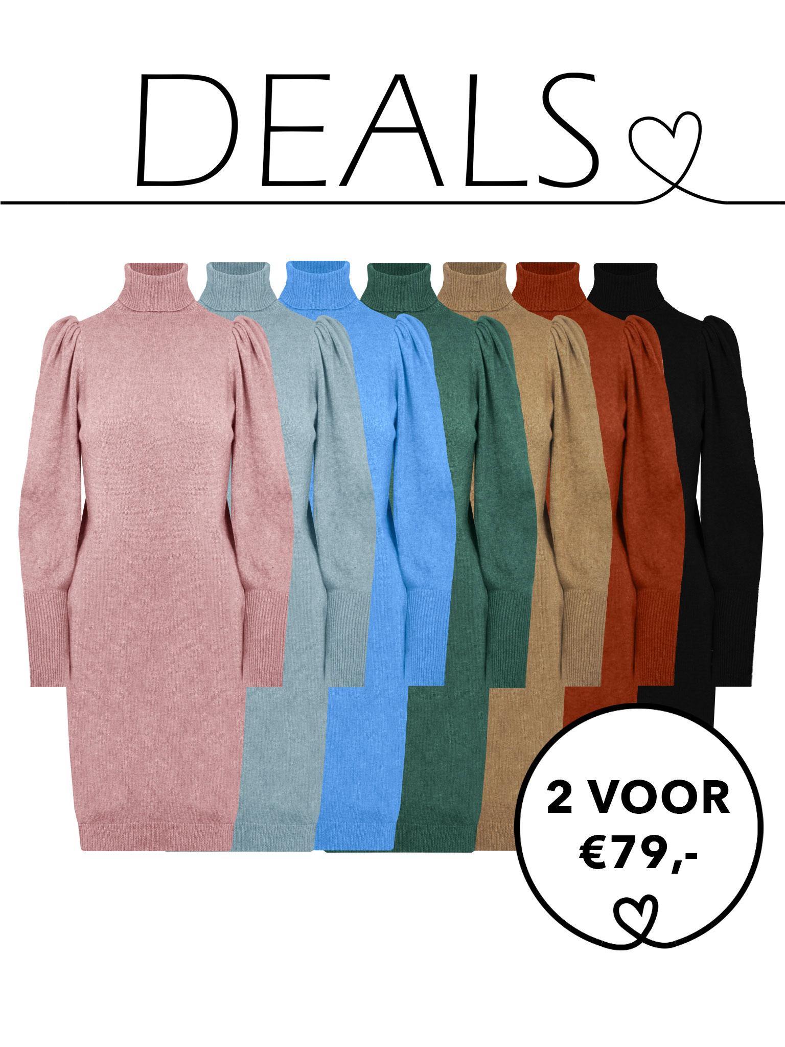 Blushfashionstore.nl – Deal pagina