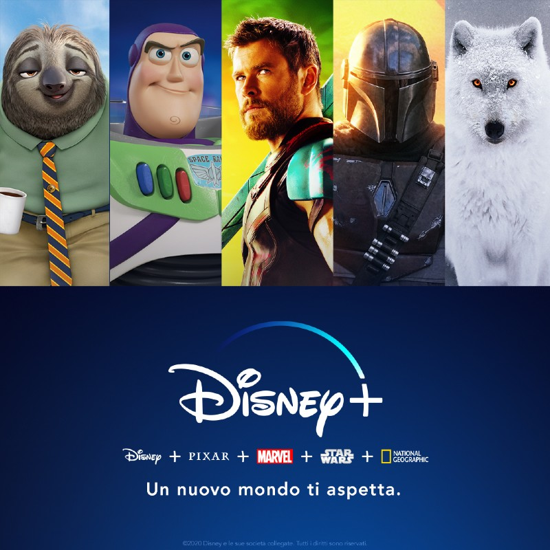 Disney+ novità dicembre 2020: film, serie TV e originals 2