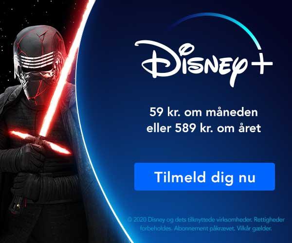 bestil Disney+