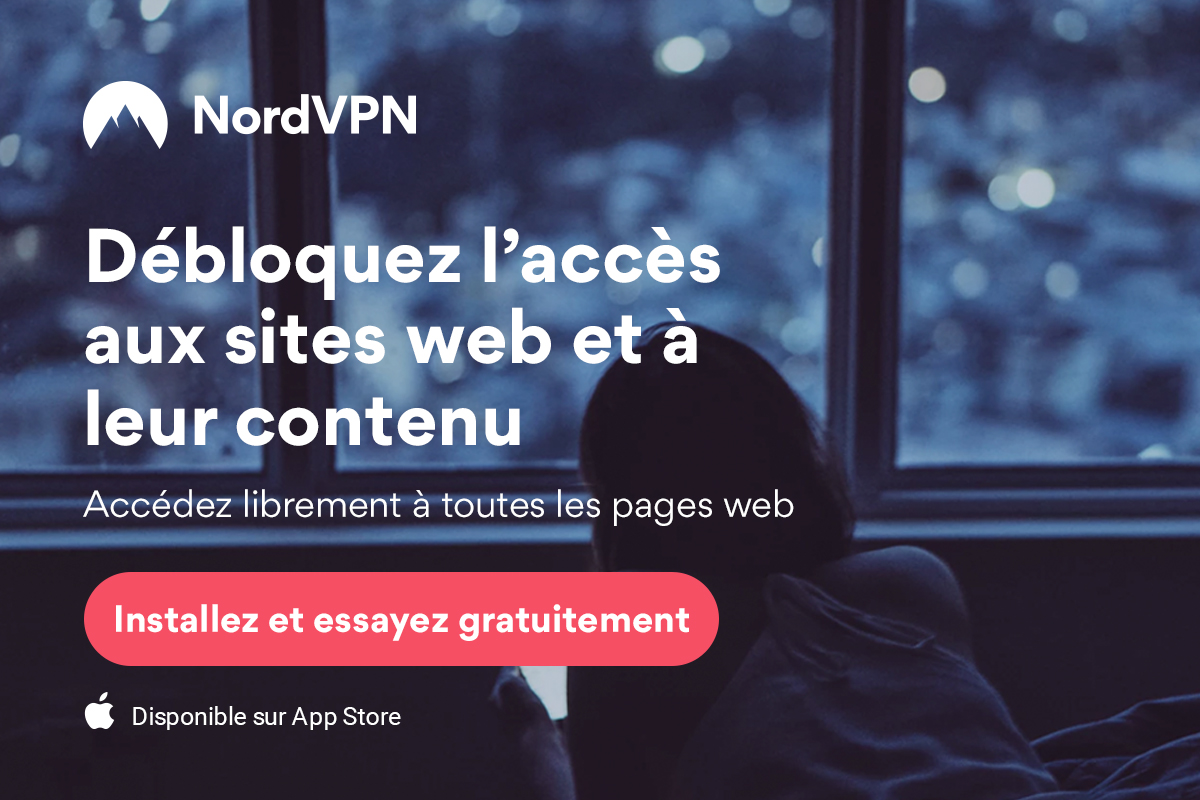 Télécharger Nordvpn application