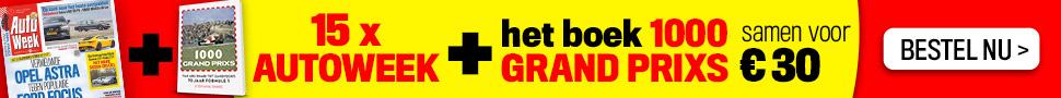 JustKorting | Autoweek + 1000 GRAND PRIXS