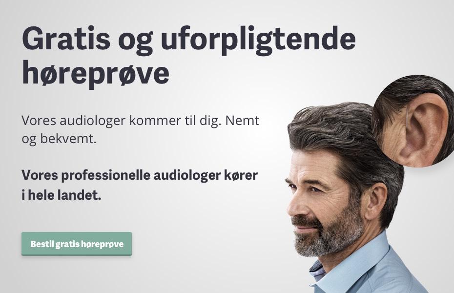 Hørebil.dk - Gratis og uforpligtende høreprøve
