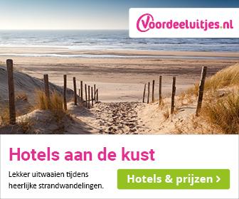 Voordeeluitjes - Kampioen in arrangementen : Kust aanbiedingen (hotels aan zee)