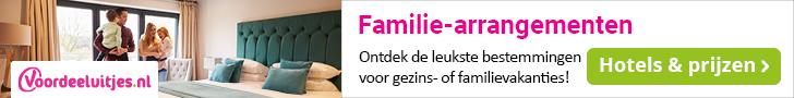 Voordeeluitjes - Kampioen in arrangementen : Familie arrangementen