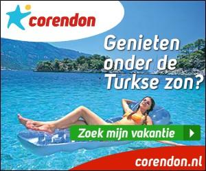 Corendon Turkije