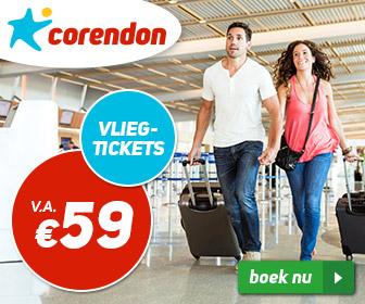 Vlieg met Corendon naar het mooie Griekenland