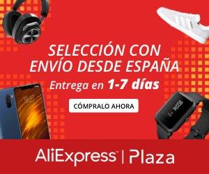 AliExpress Plaza - Envío desde España