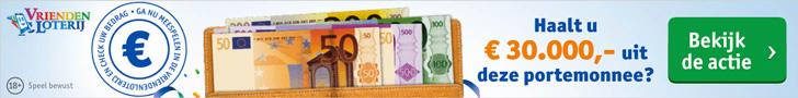 Kies je portemonnee en word winnaar van € 5.000,-