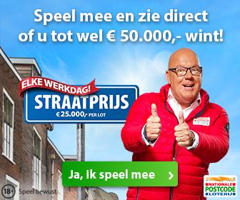 Straatprijs Postcodeloterij winnen? De buurt viert feest.