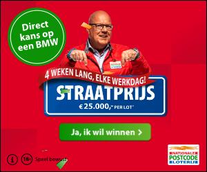 Straatprijs Postcodeloterij winnen? De buurt viert feest