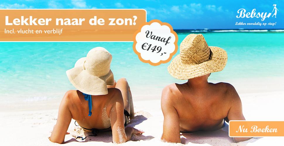 Goedkope vakanties | Bebsy alleen de beste Deals!