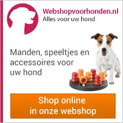 hondenbenodigdheden; hondenvoer, snacks en speeltjes