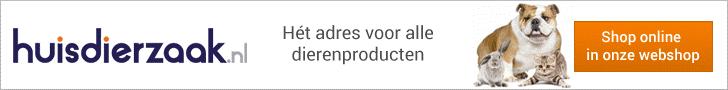 Huisdierzaak.nl : Het adres voor alle dierenproducten. Knaagdieren, Aquarium, Hond, Kat, Ruitersport, Terranium, Trimsalon, Tuin, Vijver, Vogel...