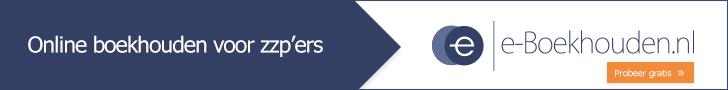 e-boekhouden.nl gratis online boekhoudprogramma