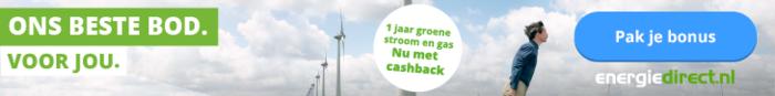 Energiedirect 1 van de goedkoopste energieleveranciers