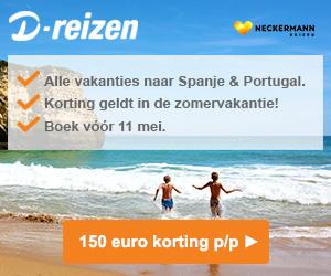 Toerisme Europa April 2017 - cover