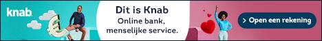 Sparen bij Knab